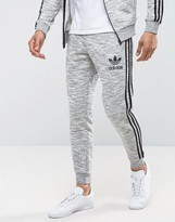 Adidas Originals California Joggers In Grey Bk5903