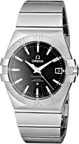 Omega Men's 123.10.35.20.01.001 Constellation Chronometer Dial Watch