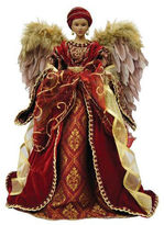 Asstd National Brand 16 Diva Angel Tree Topper