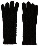 Ralph Lauren Cable Knit Cashmere Gloves w/ Tags