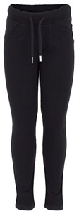 DKNY Black Track Pant