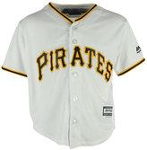 Majestic Little Kids' Pittsburgh Pirates Cool Base Jersey