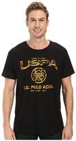 U.S. Polo Assn. Crew Neck Uspa Graphic T-Shirt