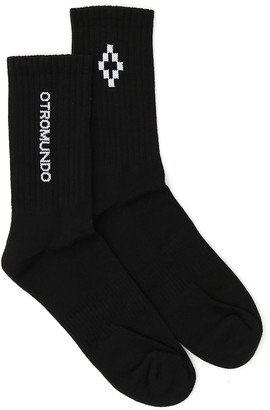 Marcelo Burlon County of Milan Otromundo Socks