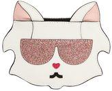 Karl Lagerfeld Cat Fun Face Coin Purse