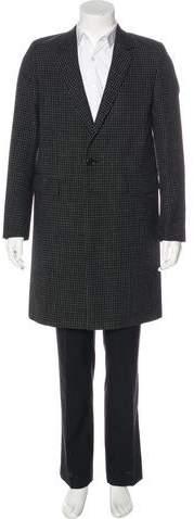 Marni 2017 Virgin Wool Runway Coat w/ Tags