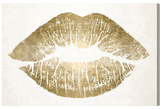 Oliver Gal Solid Kiss Ideal (Canvas)