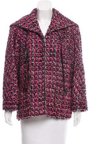Chanel Lesage Metallic Tweed Jacket