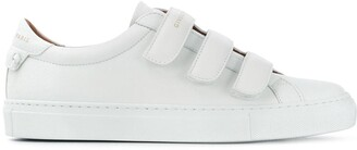 Givenchy Logo Touch-Strap Sneakers