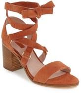 Topshop Women's 'Nadra' Lace-Up Sandal