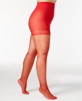 Berkshire Plus Size Shimmer Control Top Hosiery 4412