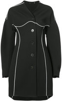 Tome single breasted coat