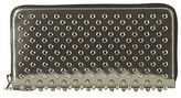 Christian Louboutin Spiked Leather Wallet