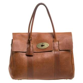 Mulberry Bayswater Brown Leather Handbags