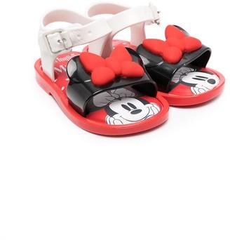 Mini Melissa Minnie Mouse sandals
