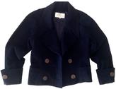 Chloé Dark blue short coat