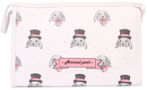 Riah Fashion Bunny Cosmetic Bag
