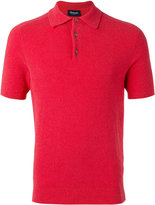Drumohr polo shirt - men - Cotton/Polyamide - 48
