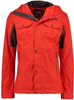 The North Face Arrano Hardshell Jacket Fiery Red