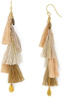 Chan Luu Tassel Earrings