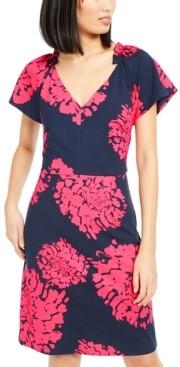 Trina Turk Trina Beckell Floral-Print Dress