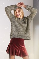 Silence & Noise Silence + Noise Tinsel Sweater