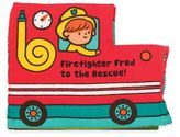 Melissa & Doug Firefighter Fred to the Rescue Soft Activity Book