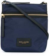 Marc Jacobs top zip messenger bag - women - Nylon - One Size