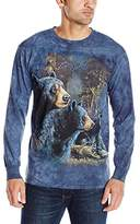 The Mountain Find 13 Black Bears USA Long Sleeve T-Shirt