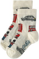 Cath Kidston London Streets Socks
