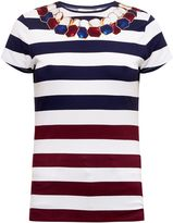 Ted Baker Danilyn Rowing Stripe T-Shirt