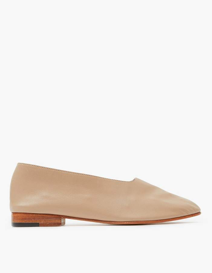 Martiniano Glove Slip-On Shoe in Antelope
