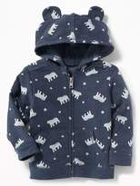 Old Navy Fleece Critter Hoodie for Baby