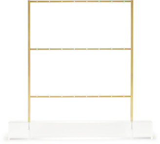 Kendra Scott Antiqued Brass Earring Ladder