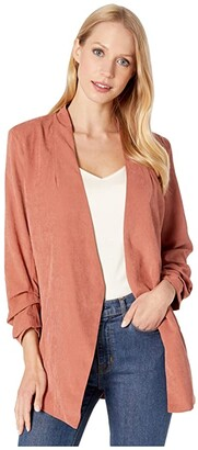 Bishop + Young Global Affair Blazer (Sahara) Women's Jacket