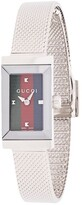 Gucci G-frame rectangular watch