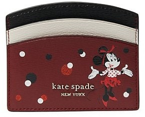 Kate Spade x Minnie Mouse Card Holder