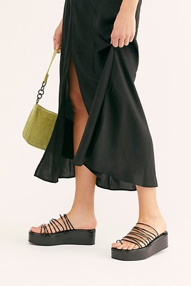 Jeffrey Campbell Mary Kate Flatform Sandals