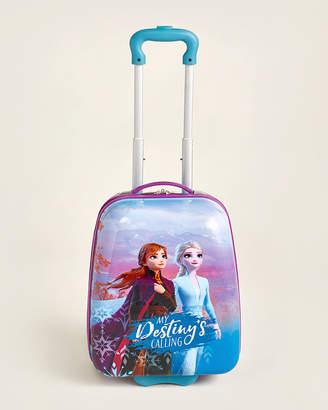 "American Tourister 18"" Pink Frozen 2 Children's Suitcase"