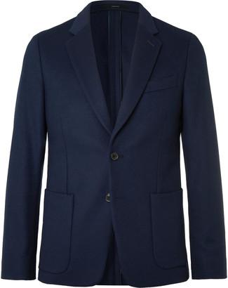 Paul Smith Merlot Slim-Fit Wool And Cashmere-Blend Suit Jacket