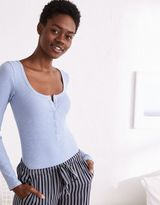 aerie Real Soft? Ribbed Bodysuit