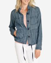 Eddie Bauer Women's Tranquil Indigo Jacket