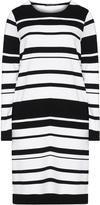 Jette Joop Plus Size Striped dress
