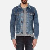Nudie Jeans Billy Denim Jacket Crunch Blue