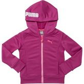 Puma French Terry Zip-Up Hoodie