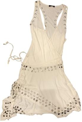 Julien Macdonald Julien Mac Donald White Dress for Women