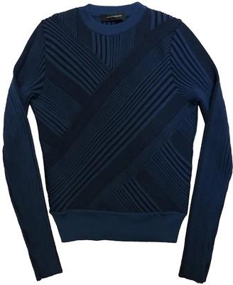 Cédric Charlier Blue Wool Knitwear for Women