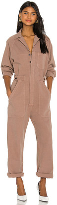 Citizens of Humanity Shay Easy Side Button Jumpsuit