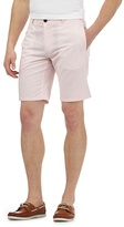 J By Jasper Conran Pink Plain Shorts