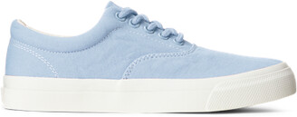 Ralph Lauren Bryn Canvas Trainer